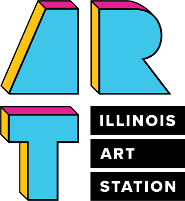 Illinois Art Station logo