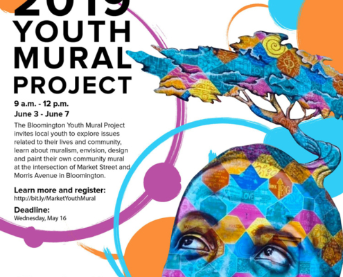 Illinois Art Station Youth Mural Project Overview