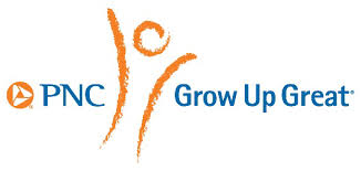 PNC Foundation logo Grow Up Great