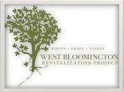 West Bloomington Revitalization Project logo