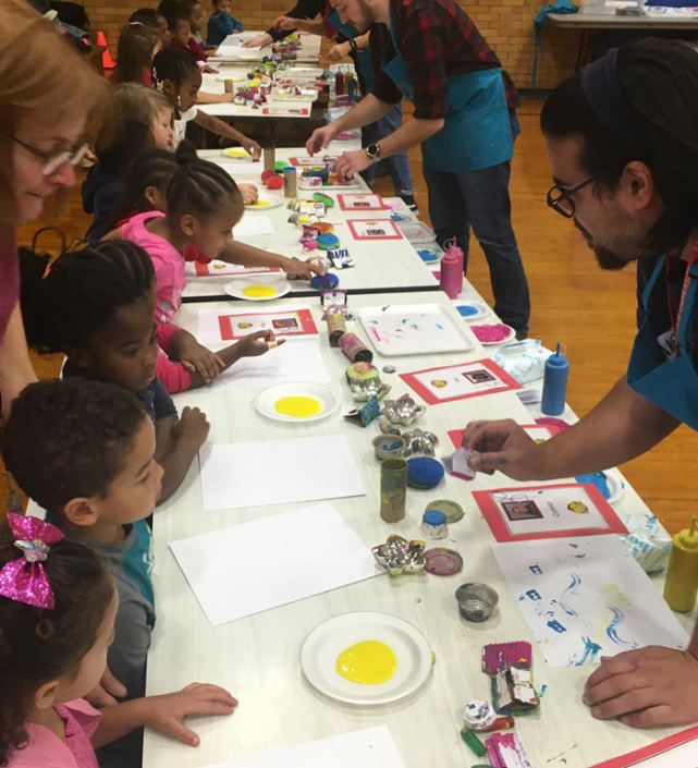 Illinois Art Station Special Group Events
